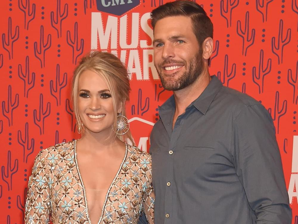 """Episode 1 Released of New 4-Part Short Film, """"God & Country,"""" Featuring Carrie Underwood & Mike Fisher"""