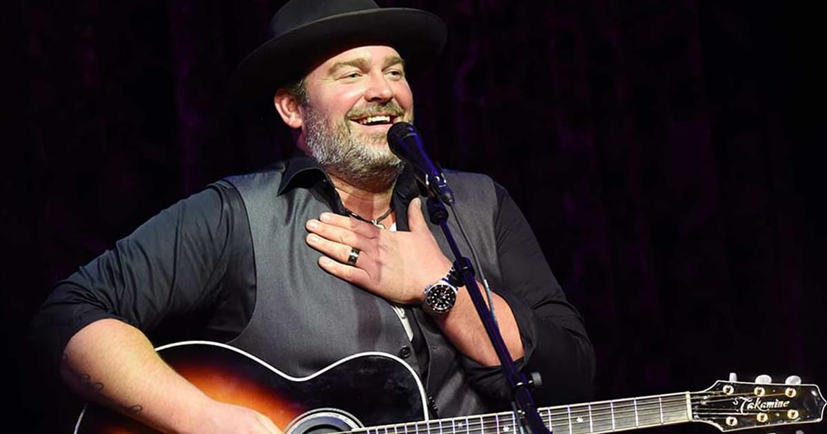 "Lee Brice's ""One of Them Girls"" Is No. 1 on the Billboard Country Airplay Chart for 2nd Straight Week"