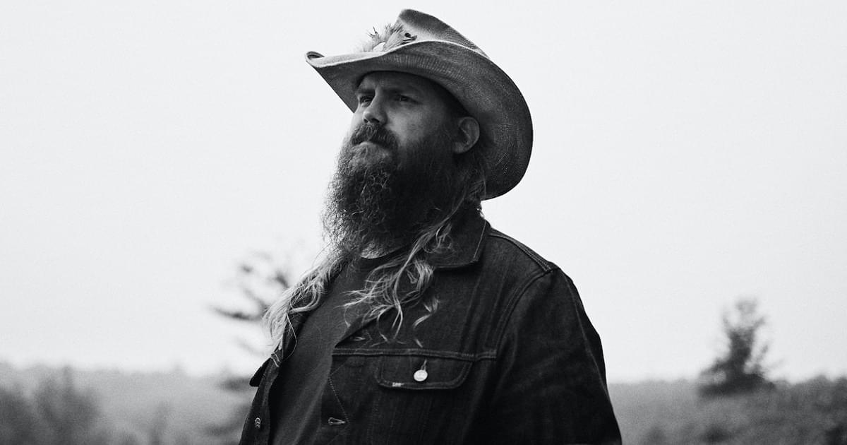 """Chris Stapleton Sings """"When I'm With You"""" on The Tonight Show"""