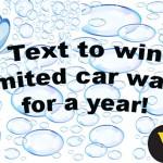 Win Jax Kar Washes for a Year!