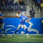 Lions' Matthew Stafford speaks for first time after wife Kelly's brain surgery