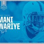 Lions draft Penn State CB Amani Oruwariye in Round 5