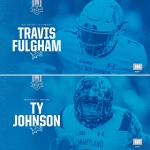Lions select Old Dominion WR Travis Fulgham and Maryland RB Ty Johnson in sixth round