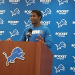 Lions' Kerryon Johnson doesn't care if he reveals 'Game of Thrones' spoilers