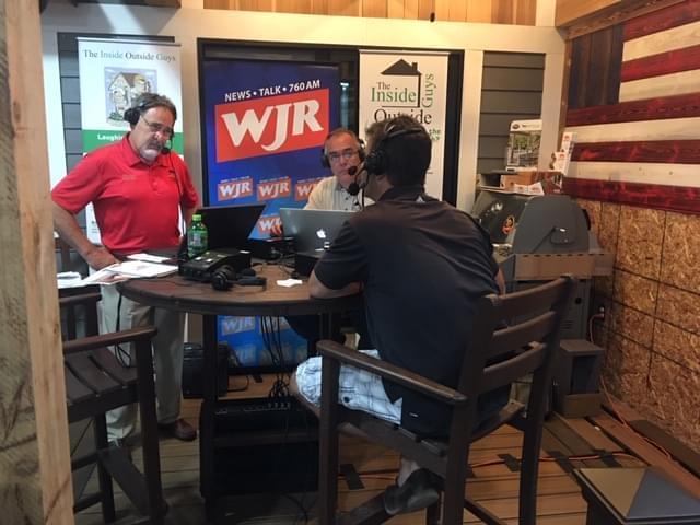 Inside Outside Guys Live Broadcast – Mans Lumber Canton – June 22