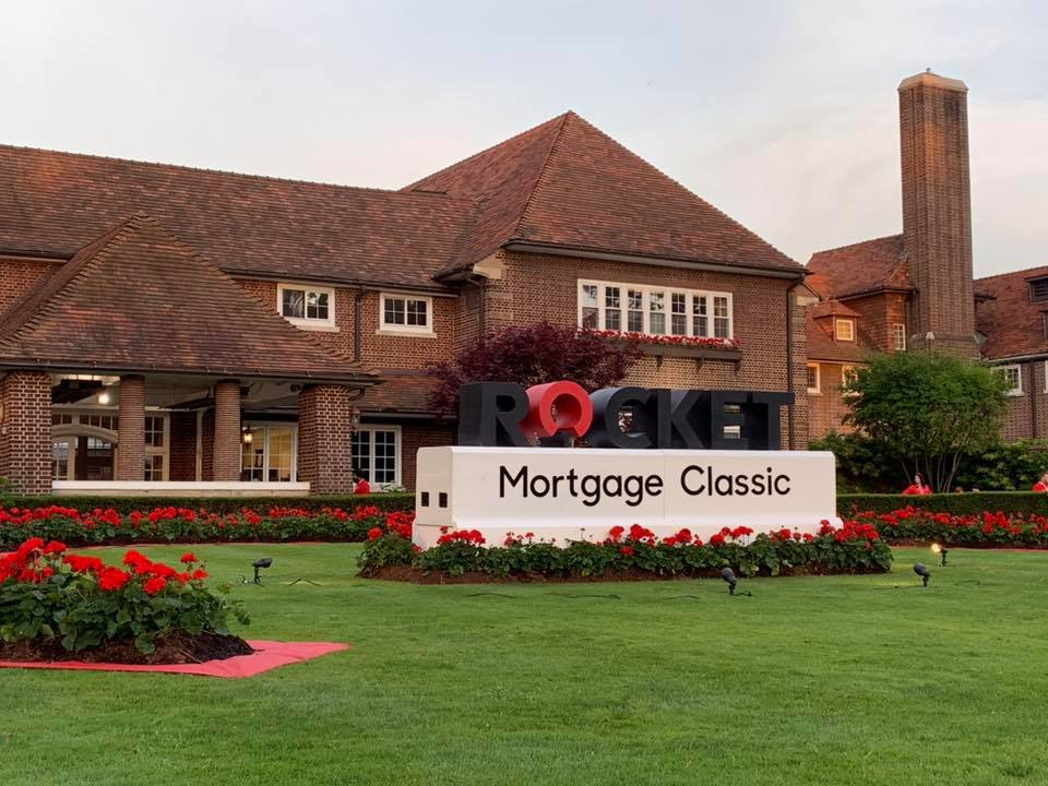 2019 Rocket Mortgage Classic at Detroit Golf Club
