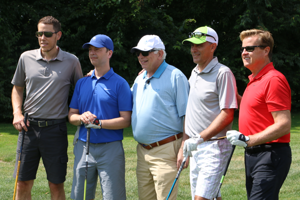 The 16th Annual Paul W. Smith Classic at Detroit Golf Club!