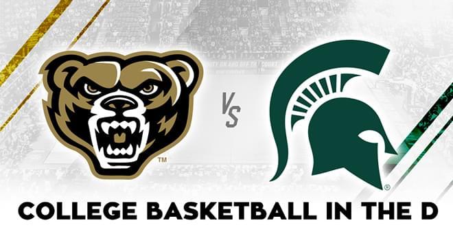 OU vs. MSU Basketball – December 14
