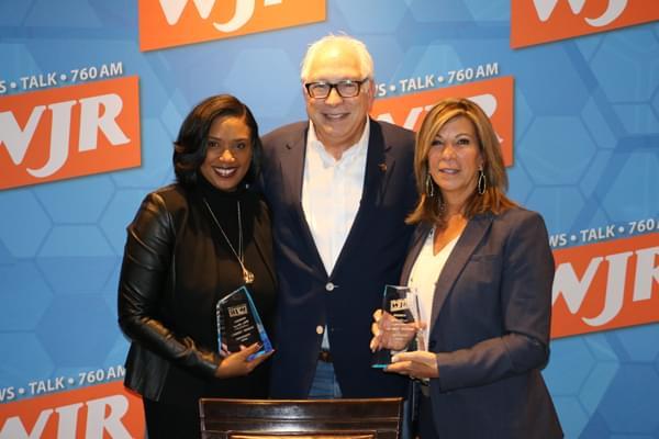 2019 Women Who Lead Honoree Breakfast- November 1