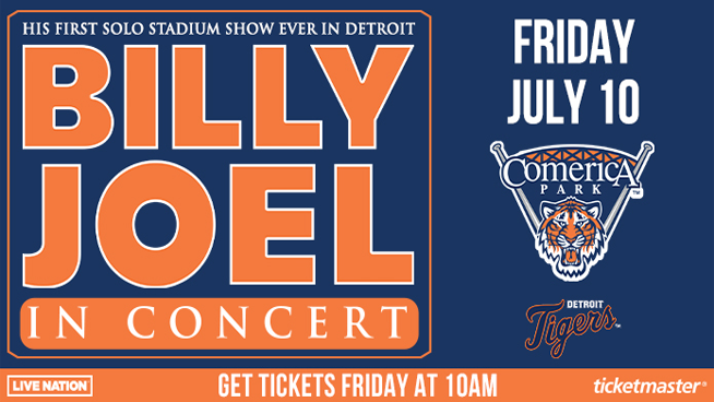 Billy Joel ~ July 10, 2020