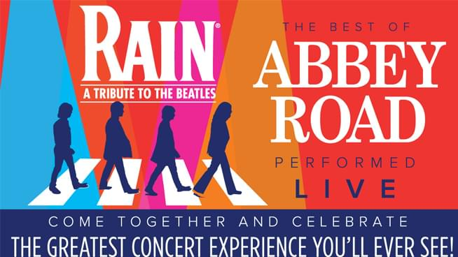 RAIN: A Tribute to The Beatles ~ May 27, 2020