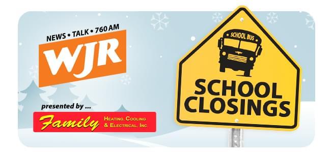 wdiv school closings today