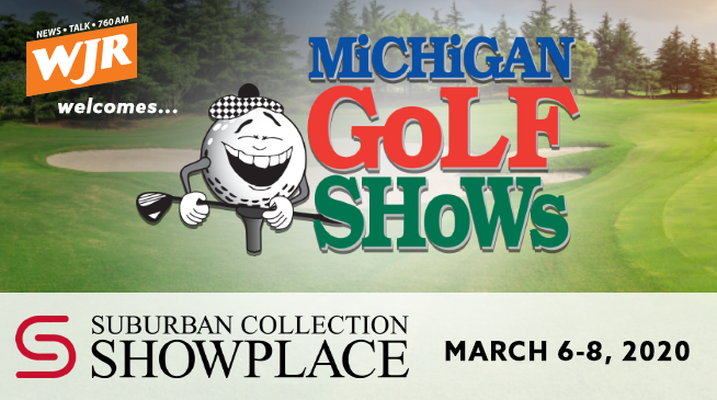 Michigan Golf Show ~ March 6 – 8, 2020