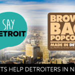 """Local Businesses Encouraged to Support Say Detroit's """"Popcorn Pledge"""""""