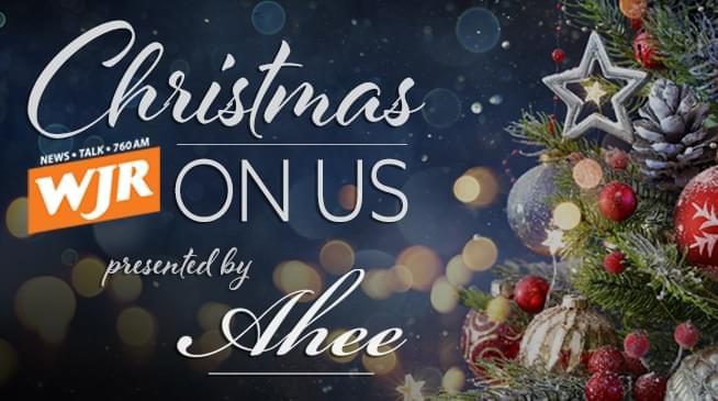 Ahee Christmas Commercial 2020 Christmas On Us 2020 | WJR AM