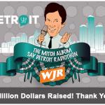 Mitch Albom SAY Detroit Radiothon