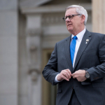 Michigan Congressman Paul Mitchell Leaves GOP in Protest