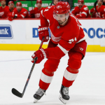Dylan Larkin Named Red Wings 37th Captain in Team History