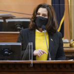 "State of The State:  Whitmer Pledges to ""Fix The Damn Road Ahead"""