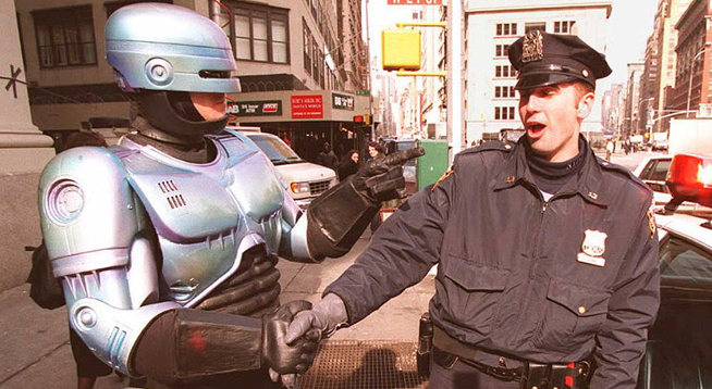 Detroit Robocop Statue Denied by Michigan Science Center, Needs New Location