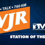 "News/Talk 760 WJR Named ""Commercial Radio Station of the Year"""