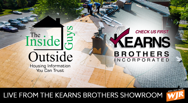 The Inside Outside Guys LIVE From Kearns Brothers Showroom
