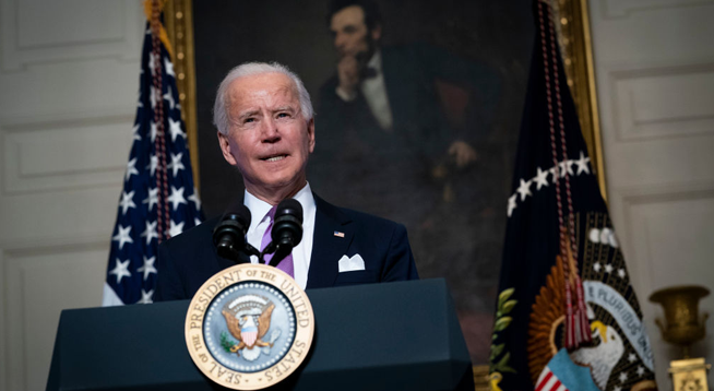 Biden to Address Joint Session of Congress Wednesday Evening