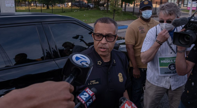 Detroit Police Chief James Craig Announces Retirement, Possible Run for Governor