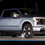 Ford Unveils New Fully-Electric F-150 Lightning