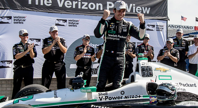 2021 Detroit Grand Prix to Allow Full Seating, Open Paddock
