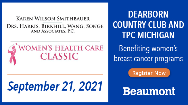 BEAUMONT WOMAN'S HEALTH CLASSIC   SEPTEMBER 21, 2021