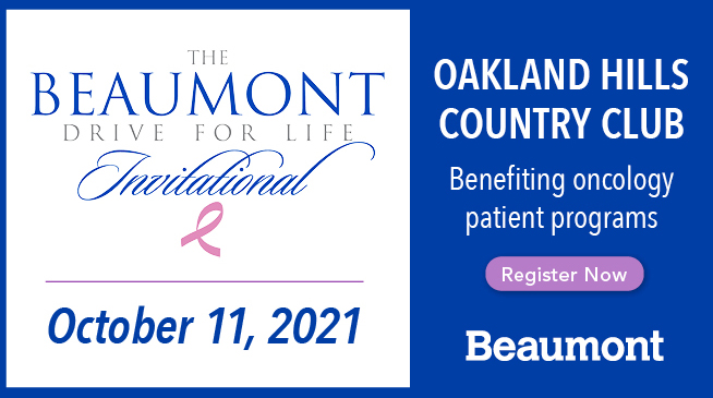 BEAUMONT DRIVE FOR LIFE INVITATIONAL   OCTOBER 11, 2021