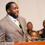 Kwame Kilpatrick Delivers Sermon in First Public Event Since Release From Prison