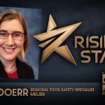 WJR RISING STARS | LIZ DOERR