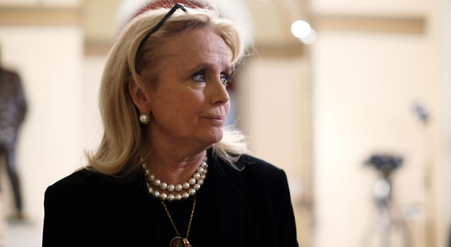 Congresswoman Debbie Dingell Talks to Paul W. about Rebuilding Infrastructure after Flooding