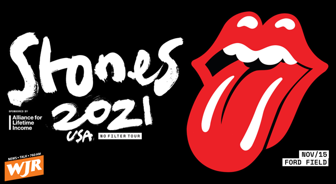 The Rolling Stones ~ November 15, 2021