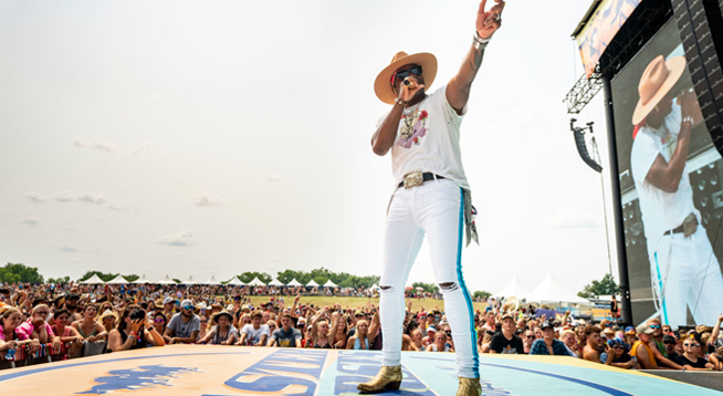 17 Positive COVID-19 Cases Linked to Faster Horses Music Festival