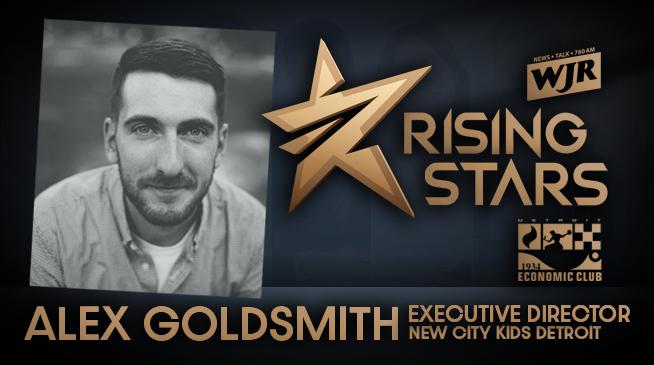 WJR RISING STARS | ALEX GOLDSMITH