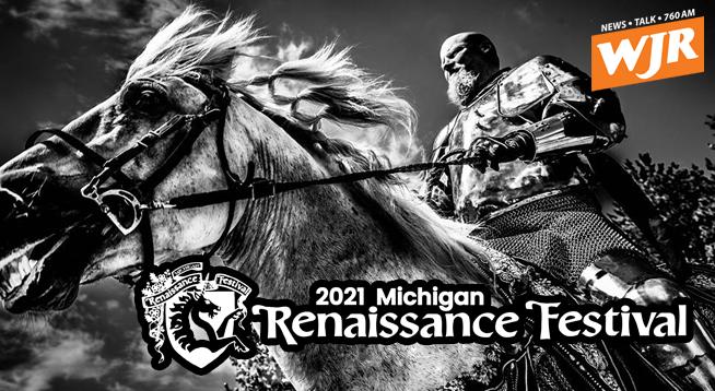 MICHIGAN RENAISSANCE FESTIVAL ~ AUGUST 21 – OCTOBER 3, 2021
