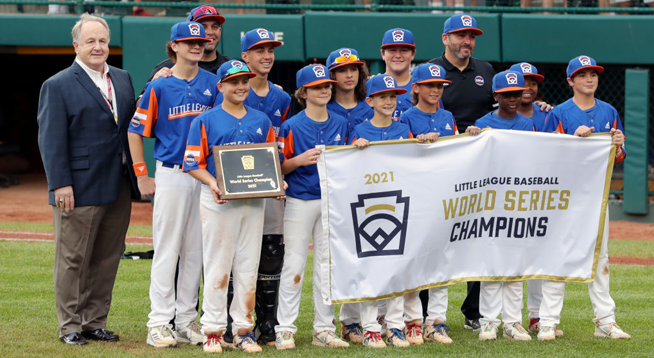 Taylor North Wins Michigan's First Little League World Series Championship Since 1959