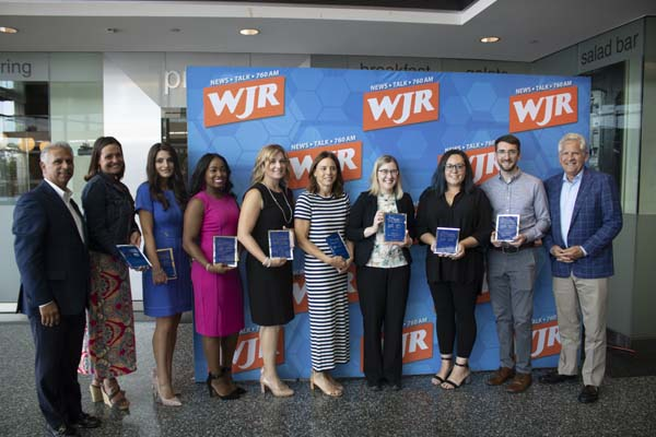 Rising Stars Honoree Reception Photo Gallery ~ August 31, 2021