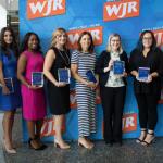 WJR Awards 2021 Rising Stars Class at GM's Renaissance Center