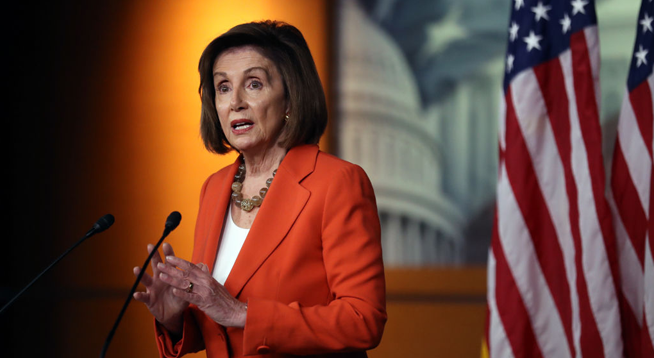 Nancy Pelosi Meets With Pope Francis Amidst Growing Nationwide Abortion Debate