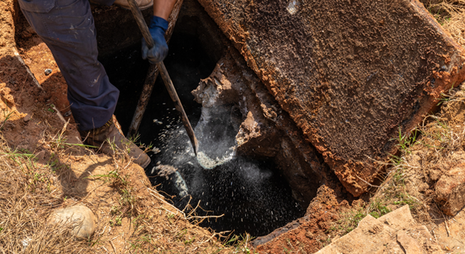 Septic Systems Across Michigan Are Failing; Releasing Raw Sewage Into Water