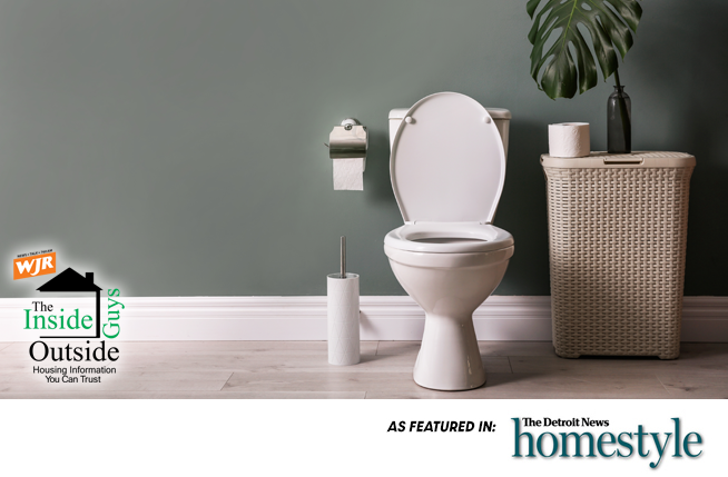 The Inside Outside Guys: All About… Toilets