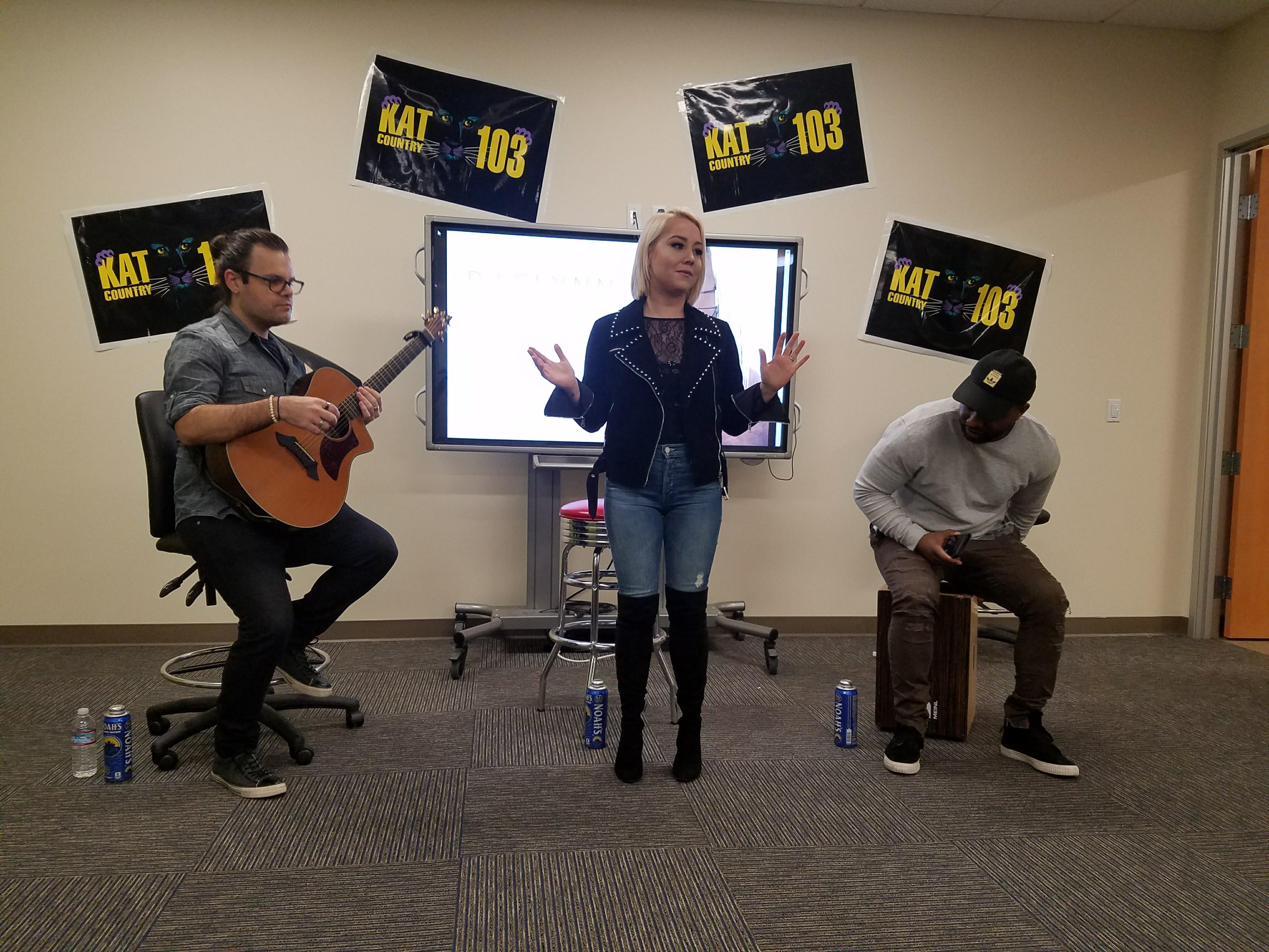 Watch RaeLynn sing 'Wildhorse' Unplugged!
