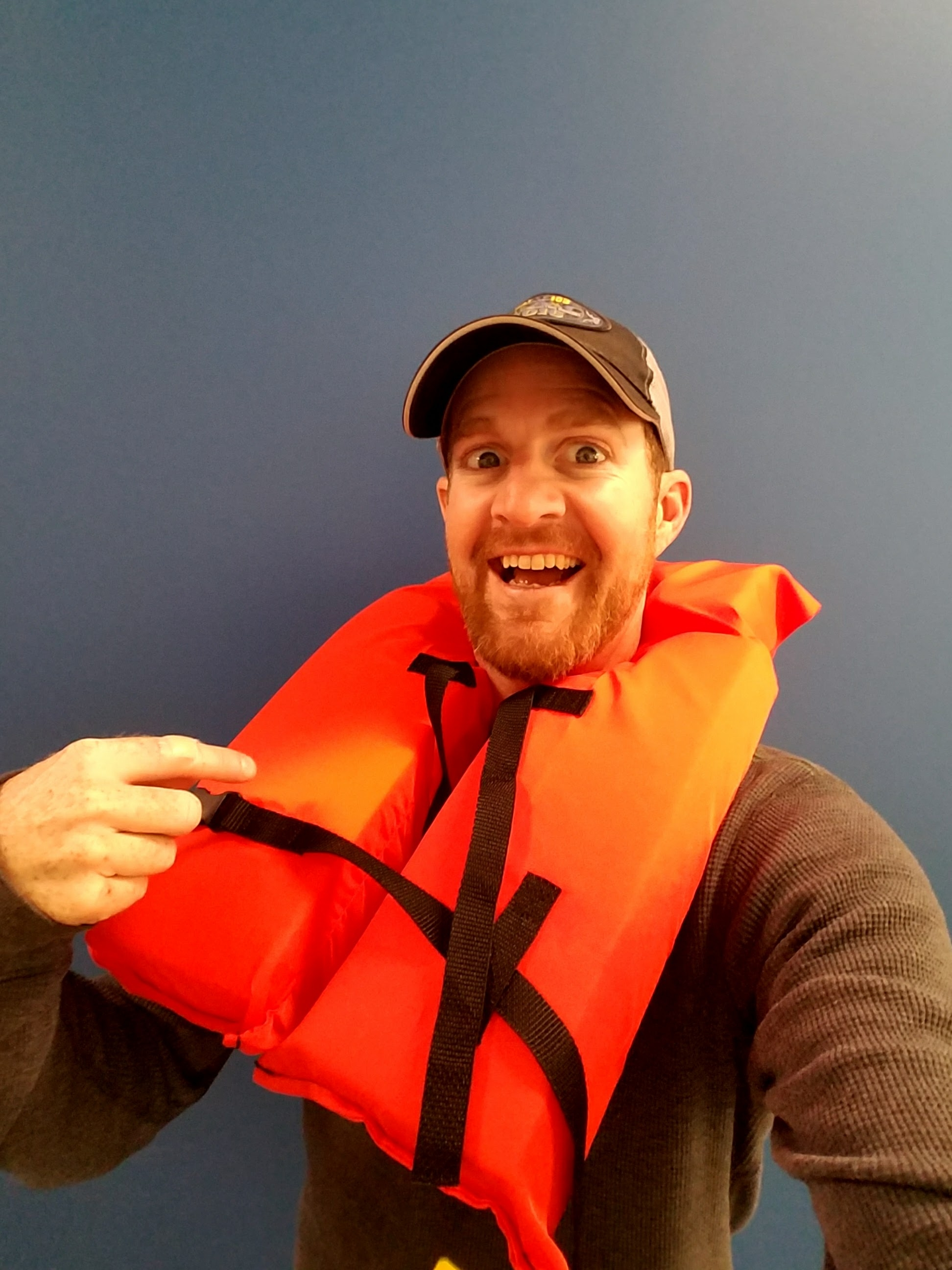 FREE LIFE-JACKETS This Weekend