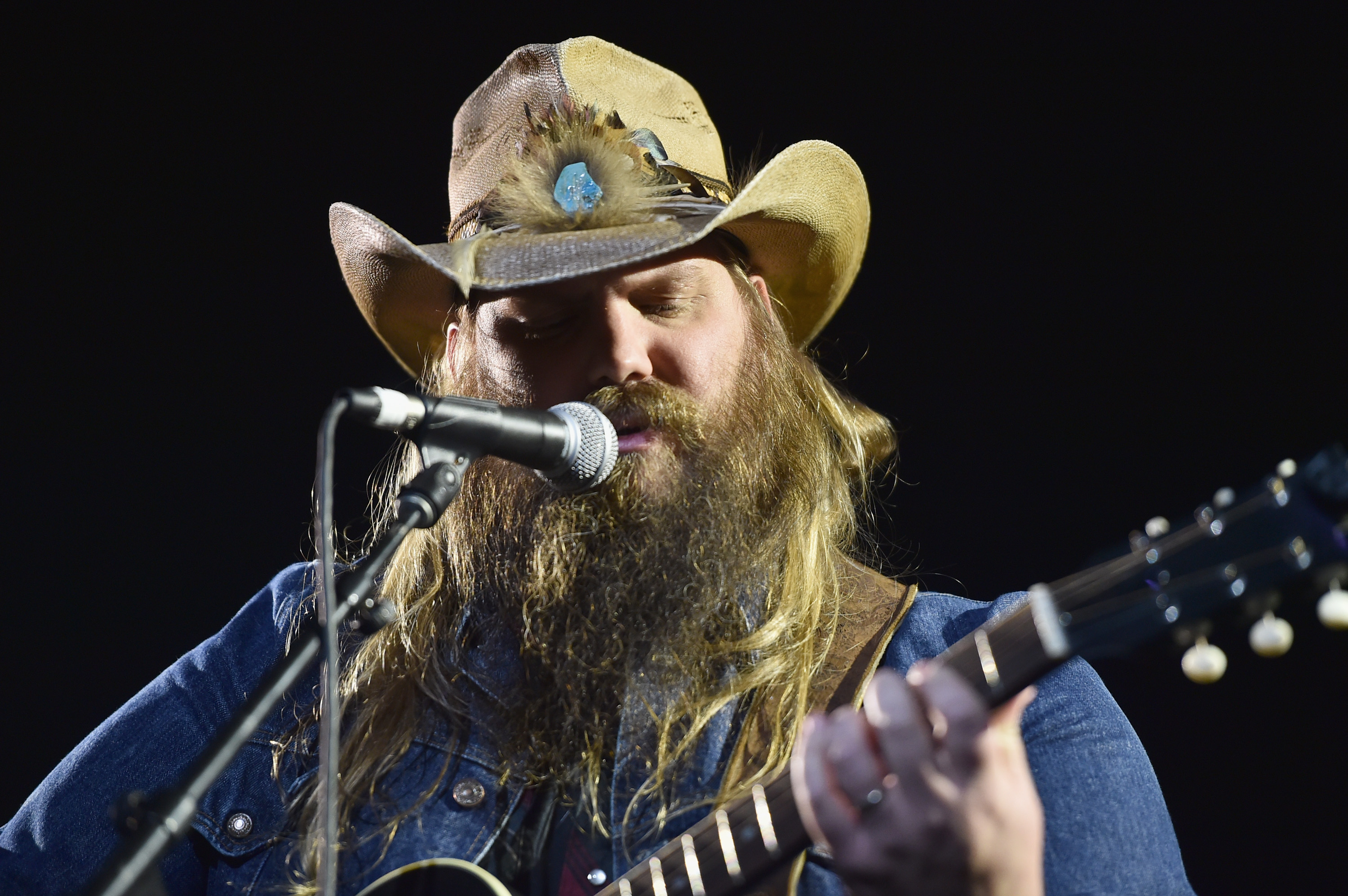 If You Had Tickets To A Postponed Chris Stapleton Concert Here In California You Can Get Into Our Listener Appreciation Concert (LAC) Free!