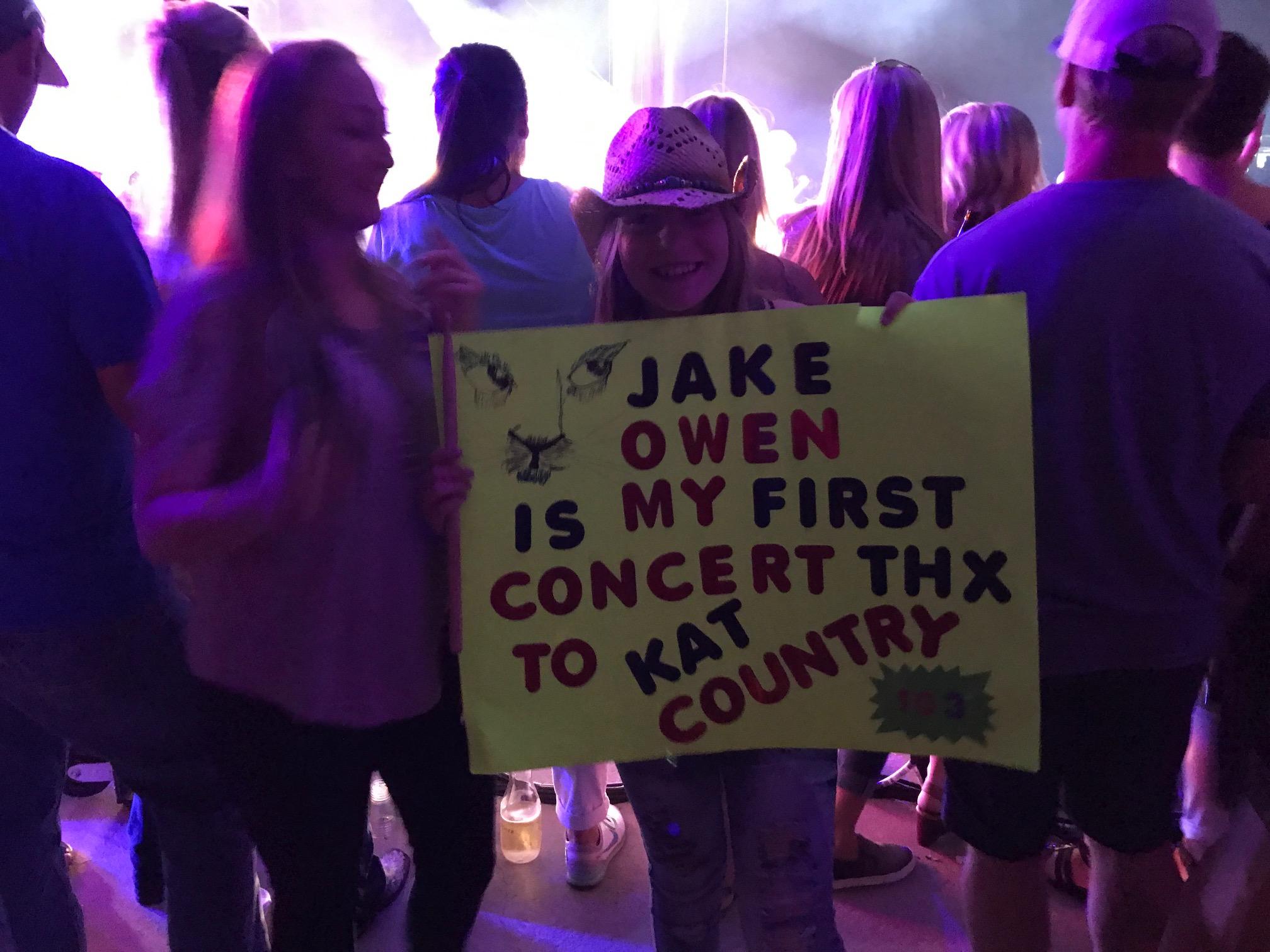 Jake Owen's Friday Night Concert At Ironstone Amphitheatre [PHOTOS]