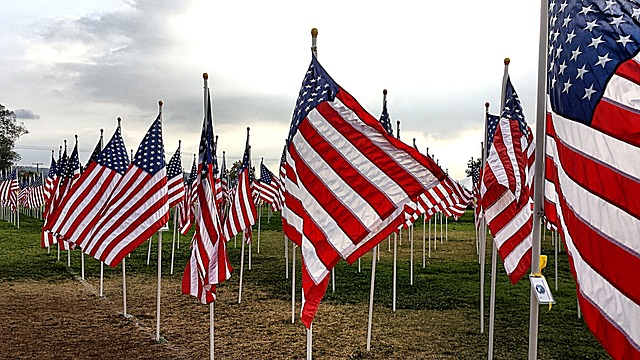 If You Live In Turlock The City Of Turlock Would Like You To Be Part Of Their 1000 Flag Veterans Day Celebration!